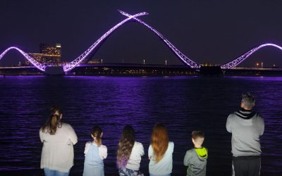 103 landmarks and buildings light up for mastocytosis and mast cell diseases